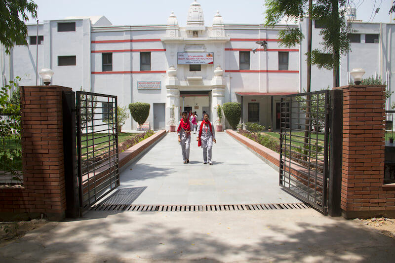Tech Mahindra SMART Academy, Delhi