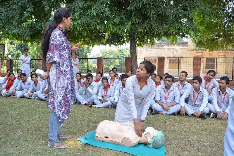 CPR PRACTICE 1