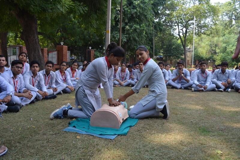 CPR PRACTICE 2