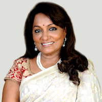 Mrs. M Rajyalakshmi Rao
