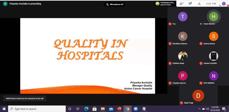 Incidents & Errors in Healthcare