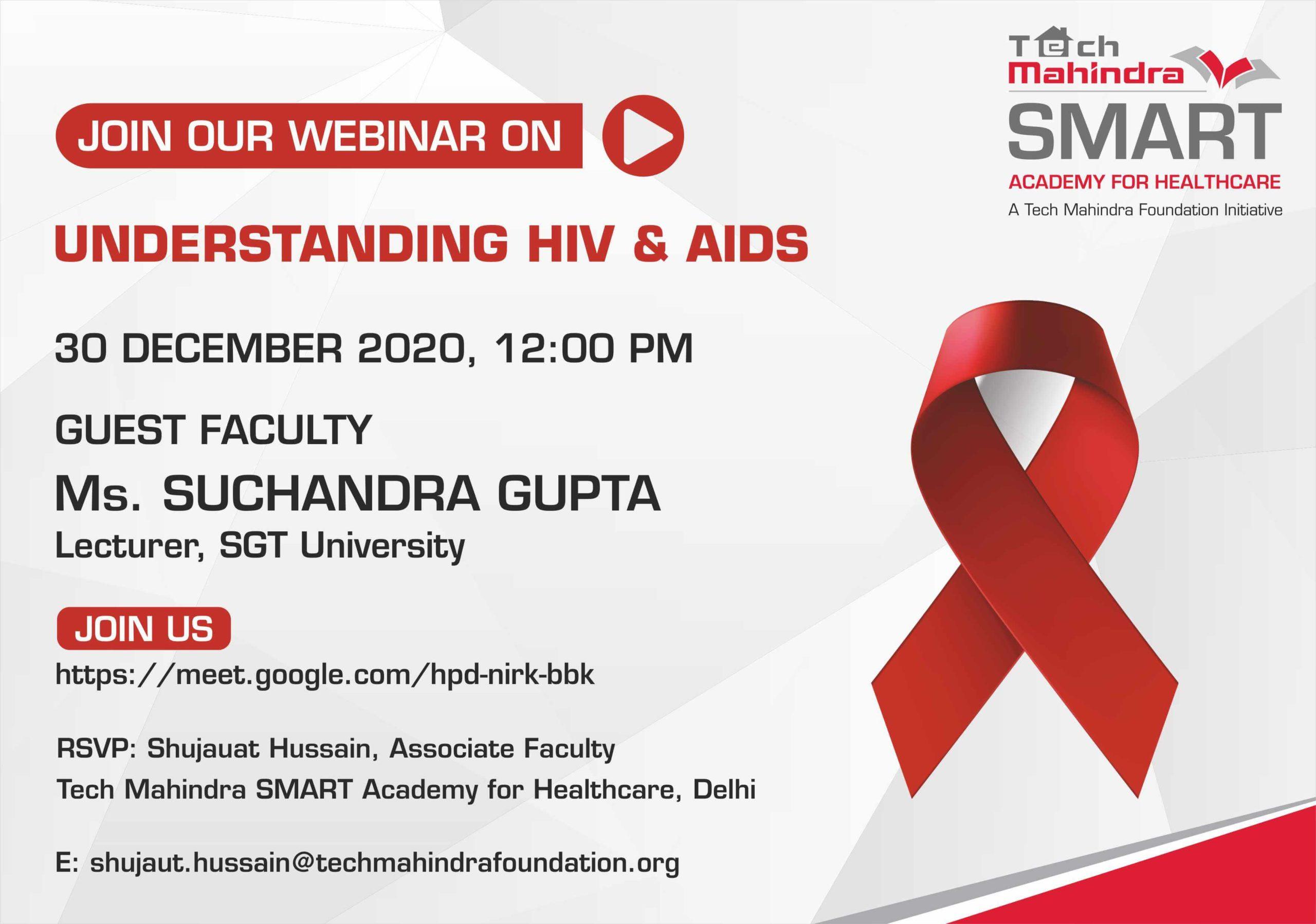 UNDERSTANDING HIV & AIDS Creative